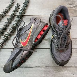 Nike REAX Run Dominate Athletic Shoes